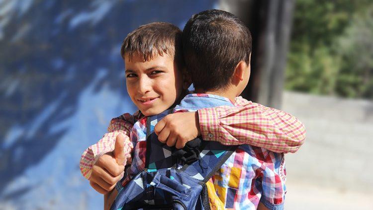 مشروع بدنا نتعلم (تركيا – سوريا)