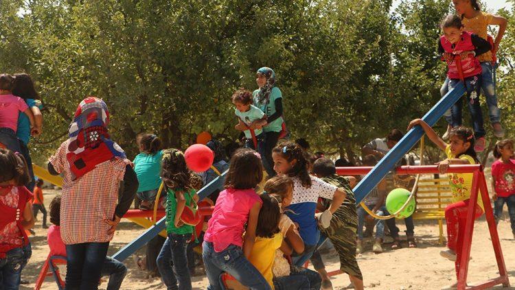 مشروع بسمة ولعبة (سوريا)
