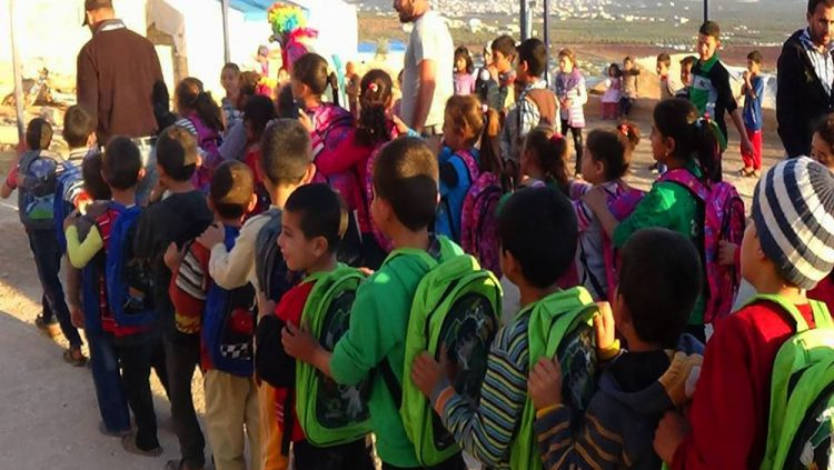 WE WANT TO LEARN – ATTMEH CAMPS