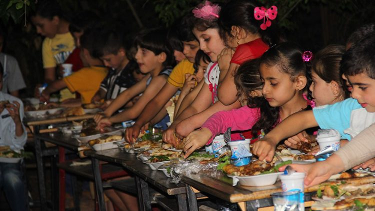 مشروع رمضان يجمعنا