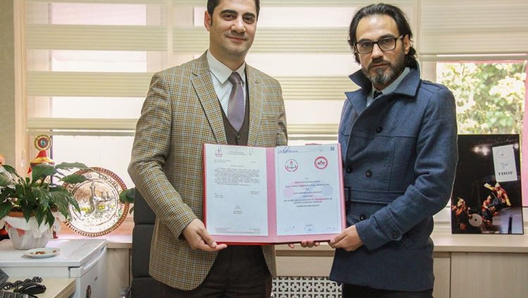 Visit of the Director of the Directorate of Lifelong Education