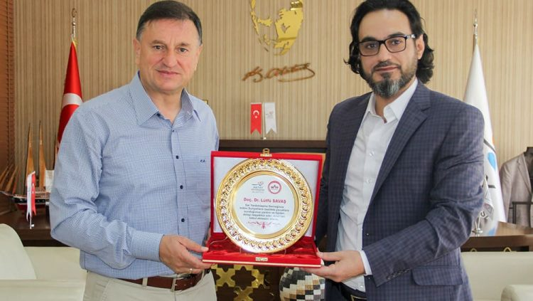 Visit of the Mayor of Hatay province