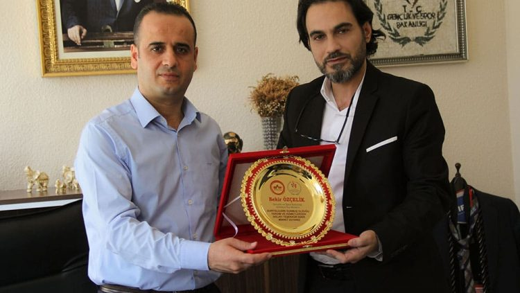 Visit of the Director of Sports and Youth