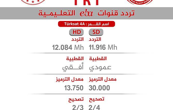 TRT EBA TV